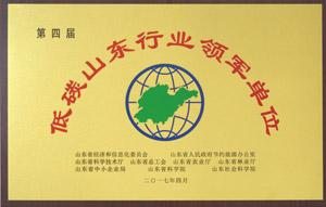 低碳山东行业领军单位